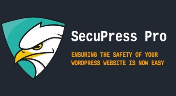 SecuPress Pro v1.4.9 - Premium WordPress Security Plugin
