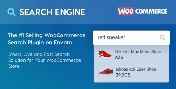 WooCommerce Search Engine v2.1.2
