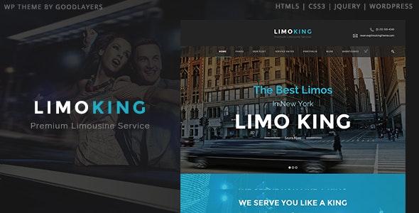 Limo King v1.23 - Limousine / Transport / Car Hire