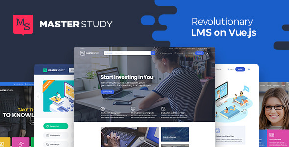 Masterstudy v2.9.7 - Education Center WordPress Theme