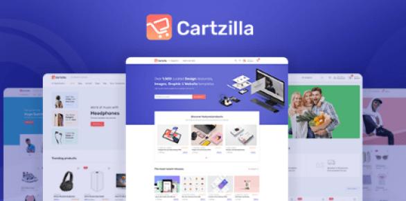 Cartzilla v1.0.5 - Digital Marketplace & Grocery Store WordPress Theme