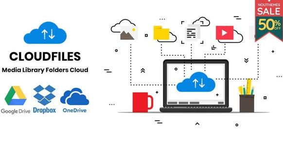 Cloudfiles v1.0.2 - WordPress Media Library Folders Cloud