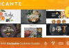 Picante v2.2 | Restaurant WordPress Theme
