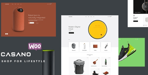 Casano v1.0.1 - WooCommerce Theme For Accessories & Life Style
