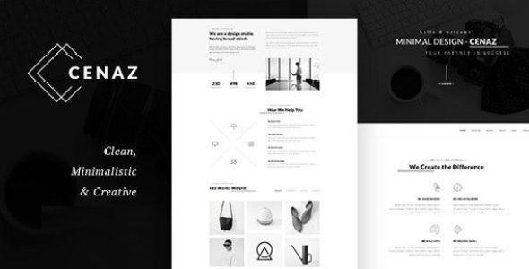 CEZAN v1.2.0 - Minimal Multipurpose WordPress Theme