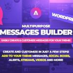 Asgard - Multipurpose Messages and Social Builder Plugin v1.1.5