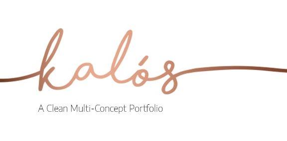 Kalόs - Portfolio WordPress Theme