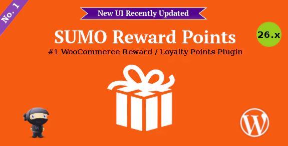 SUMO Rewards Points WooCommerce Reward System