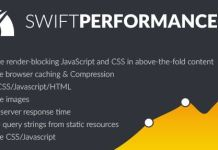 Swift Performance - WordPress Cache & Performance Booster Beta Nulled v2.2.2