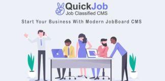 QuickJob - Job Board Job Portal PHP Script