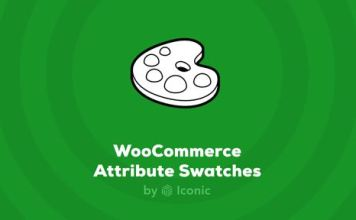 Iconic WooCommerce Attribute Swatches