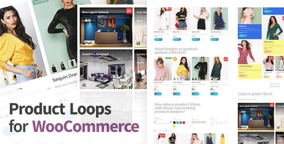 Product loop for WooCommerce