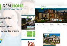 Single Property - Real Estate WordPress Theme