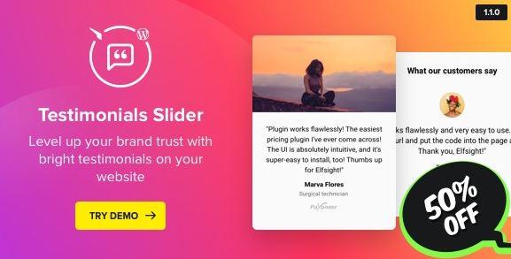 Testimonials Slider - WordPress Testimonials Plugin
