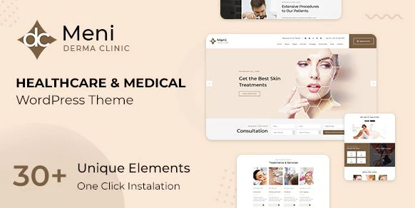 Meni – Healthcare Medical Doctor Theme