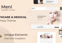 Meni - Healthcare Medical Doctor Theme