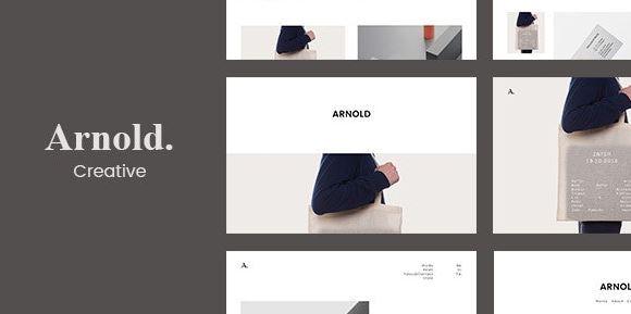 Minimal Portfolio - Arnold.