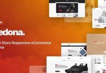 Pedona - Fashion & Sport Theme for WooCommerce WordPress