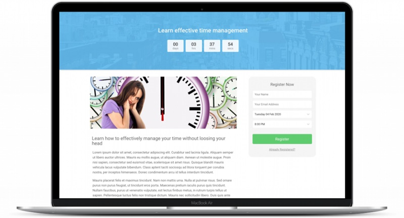 WebinarPress Pro v2.24.30 – WordPress Webinar Plugin