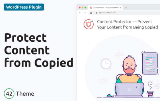 WordPress Content Protector - Protect your content