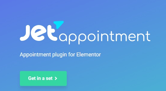 JetAppointments - Appointment Plugin for Elementor
