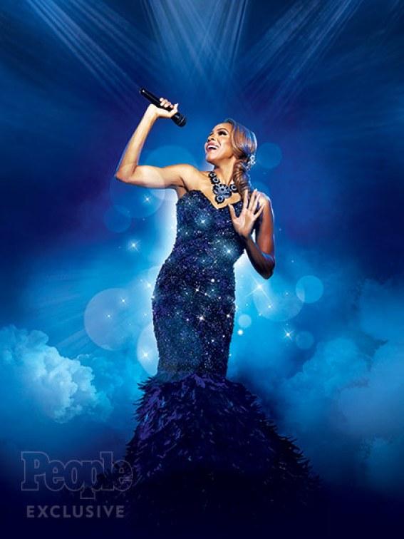 Deborah Cox to Lead National Tour of 'The Bodyguard' Musical 8/7/16 Joan Marcus