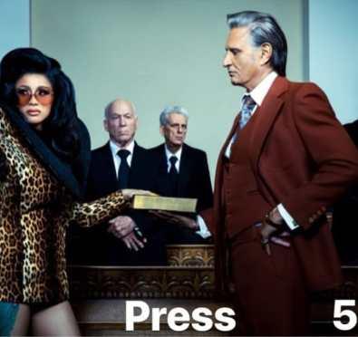Cardi B Announces New Single 'Press' To Arrive Friday, Unveils Single Artwork [Photos]