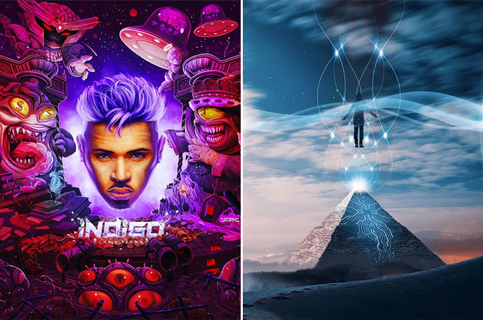 Chris Brown Unveils Ninth Album 'Indigo' 30 Track Album