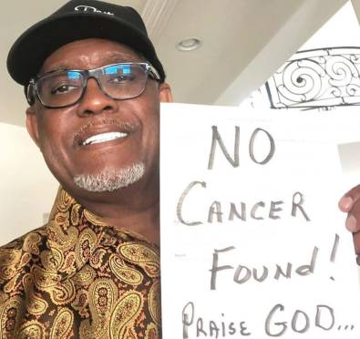 After Ongoing Battle with Stage 3 Colon Cancer, Gregg Leakes Is Now Cancer Free!
