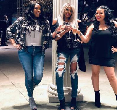 Yikes! DJ Spinderella Reveals Salt-N-Pepa Terminated Her, She Will Not Be Performing with Group Going Forward