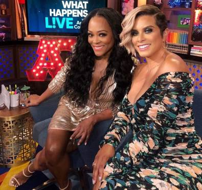 Robin Givens Visits 'Watch What Happens Live' Amidst Reports She's Potentially Joining 'The Real Housewives of Atlanta' [Video]