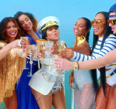 Watch: VH1 Unveils Extended 'Girls Cruise' Teaser Featuring Lil Kim, Mya & Chilli