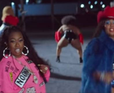 New Video: Lizzo 'Tempo' [feat. Missy Elliott]