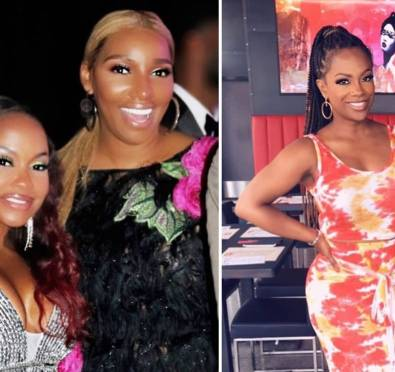 "Phaedra Parks Talks 'RHOA' Return Rumors, New TV Gig+Reacts To Kandi Burruss Saying She'd Quit Show If She Returns ""I Must Have Really Impacted Her Life"""