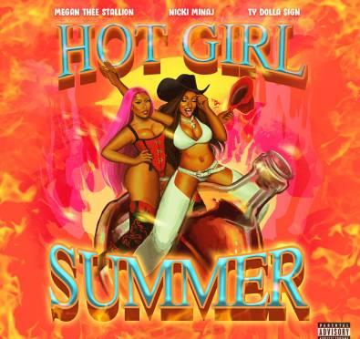 New Music: Megan Thee Stallion 'Hot Girl Summer' feat. Nicki Minaj & Ty Dolla $ign
