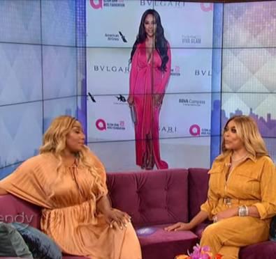 NeNe Leakes Returns To Wendy Williams: Wendy Calls Out Past Diva Antics, NeNe Shades Kenya Moore, Talks Phaedra Parks, Cynthia Bailey & More [Video]