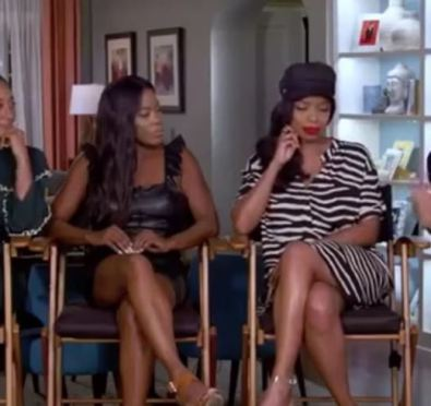 Tracee Ellis Ross, Golden Brooks, Persia White, and Jill Marie Jones Dish on 'Girlfriends' Reunion, Possible Movie Ahead of 'Black-ish' Episode [Video]