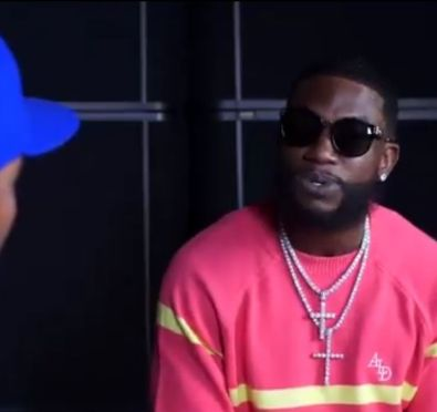 """Awkward! Gucci Mane Threatens To Slap DJ Envy, Calls Angela Yee """"Punk A** Bi**h""""  During Charlamagne Solo Interview, Black Twitter Goes In! [Video]"""