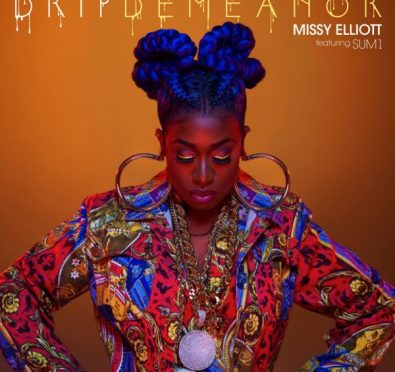 Missy Elliott Unleashes 'Dripdemeanor' Video Teaser, Visual Set For Release Tomorrow+Single Artwork Unveiled