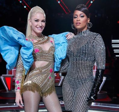 Watch: Gwen Stefani & Eve Reunite For 'Rich Girl' Performance During 'L.A.M.B.' Anniversary Medley on 'The Voice'
