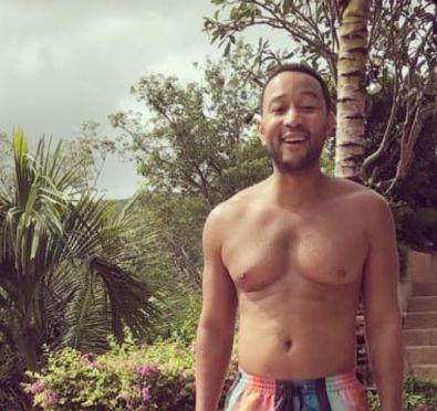 John Legend Named PEOPLE's Sexiest Man Alive 2019