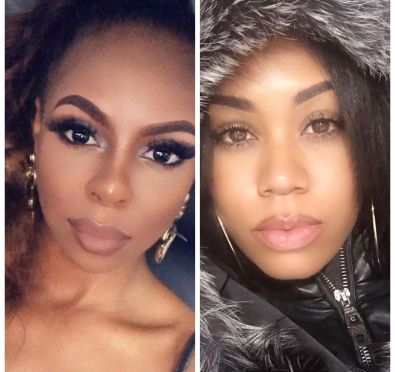 'RHOP's Monique Samuels Files Her Own Charges Against Candiace Dillard Following Altercation+Candiace Accuses Monique of Sabotaging Her Bookings