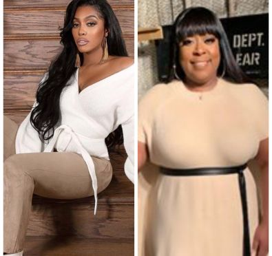 """Porsha Williams Claps Back at Loni Love Over 'The Real' Shade """"B*tch, F**k You""""+Loni Responds"""