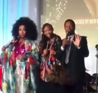 Watch: Brandy, Sheryl Lee Ralph, William Allen Young Confirm 'Moesha' Reboot at 29th Annual Divas Simply Singing