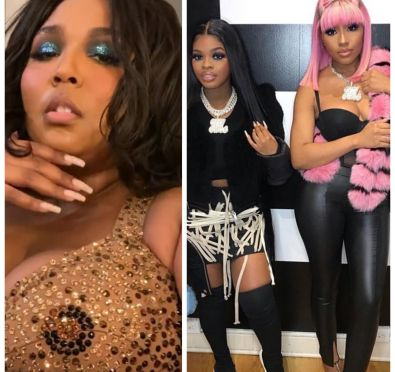 """Lizzo & City Girls Show Each Other Love on IG, Tease Collaboration """"Let's Do It!"""" [Video]"""