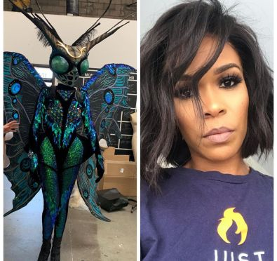 """Michelle Williams Unveiled as The Masked Singer's Butterfly """"Sorry To All The People I Lied To"""" [Video]"""