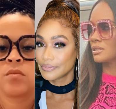 Watch: Tami Roman Dishes on Quitting 'Basketball Wives,' Falling Out with Shaunie O' Neal, Evelyn Lozada Drama & More on 'One on One with Keyshia Cole'