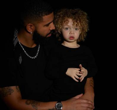 Drake Shares First Photos of His 2 Year Old Son Adonis