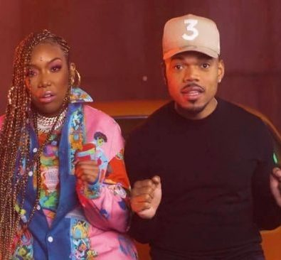New Video: Brandy 'Baby Mama' ft. Chance The Rapper