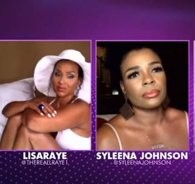 """Claudia Jordan & Co. React To Barbz Death Threats Over Lil Kim/Nicki Minaj Statements """"People Want To Dismiss Kim, She Did Pave The Way and She's a Sweetheart"""" [Video]"""